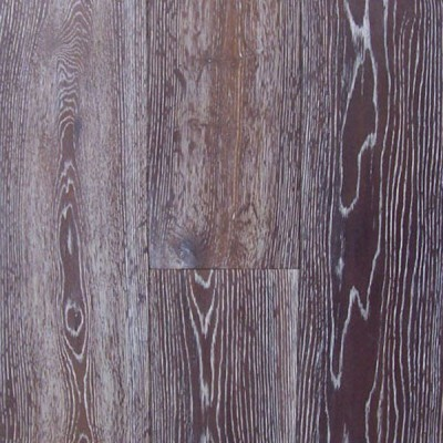 Wire Brushed Lyon White Oak 7""
