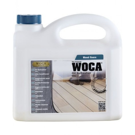 Woca Oil Refresher - White (1 liter)