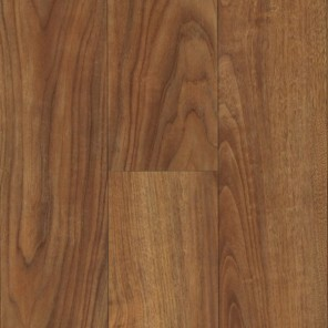 Hand Scraped Dakota Walnut Vinyl Plank 5""