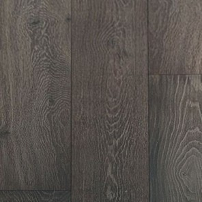 Wire Brushed Argento White Oak 8""