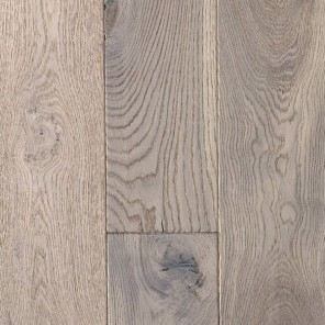 Wire Brushed Gritstone White Oak 8""