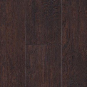 Hand Scraped Hickory Mocha Laminate 5""