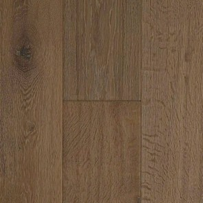 Wire Brushed Amaretto White Oak 5""
