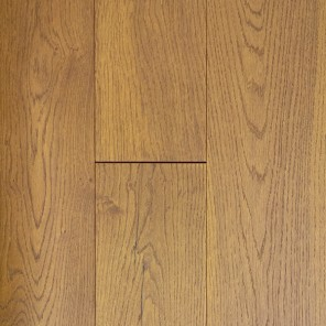 Wire Brushed Marrabella White Oak 7.5""