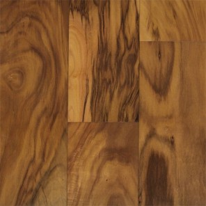 Hand Scraped Oil Finished Natural Acacia 7""