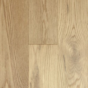Wire Brushed Natural White Oak 5""