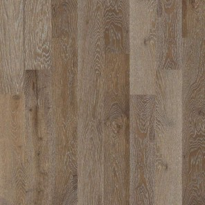 Wire Brushed Drawbridge White Oak 7.5""