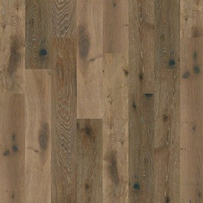 Wire Brushed Baroque White Oak 7.5""