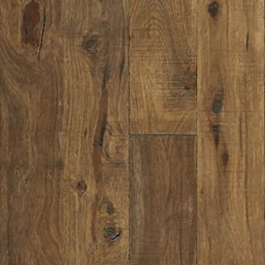 Storehouse Plank Solid Crate Hickory