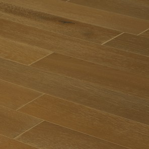 Wire Brushed Rome White Oak 7.5""