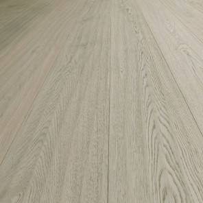 Wire Brushed Abruzzo White Oak 9.5""