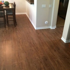 Wire Brushed Bastia Laminate 7.5""