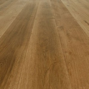 Wire Brushed Lazio White Oak 9.5""