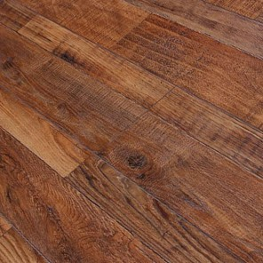 Hand Scraped Vicksburg Laminate 7.75""