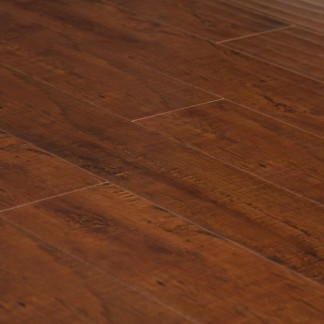 Hand Scraped Cordovan Laminate 5.6""